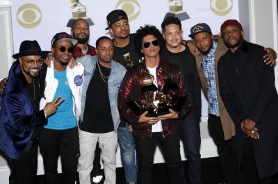 Así se vivió la entrega de los  Premios Grammy en Nueva York