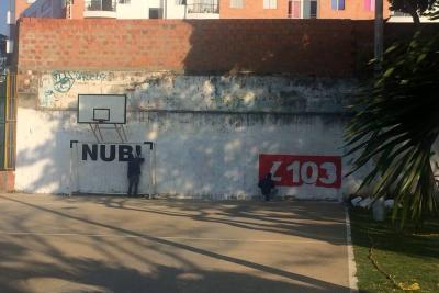 Críticas por publicidad ilegal de Nubia López en parques de Bucaramanga