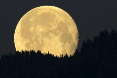 "Detalles del ""eclipse de superluna azul de sangre"" de este miércoles"