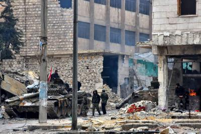 Más de 15 mil muertos dejan 28 meses de bombardeos rusos en Siria