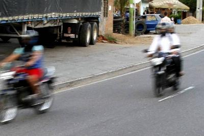Motociclista 'fantasma' arrolló a un niño de tres años en Santander