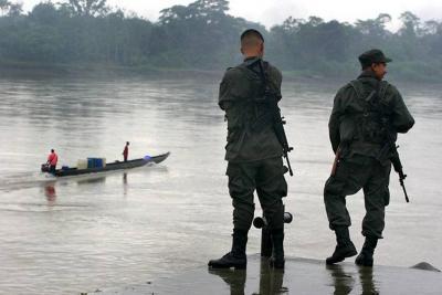 Bombardeo de las Fuerzas Militares habría afectado un resguardo indígena