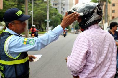 Estas son las insólitas excusas de los bumangueses para no recibir una multa de tránsito