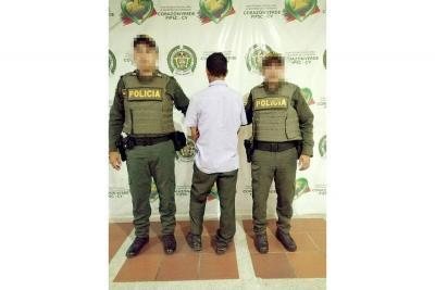 Cuatro capturados en la provincia comunera