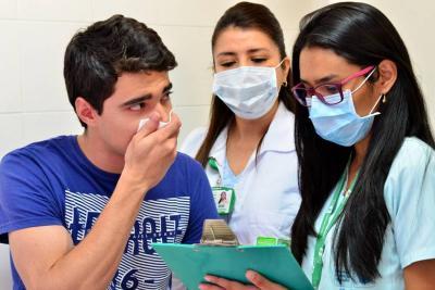 Detección ágil de virus H1N1 es posible gracias a la UIS