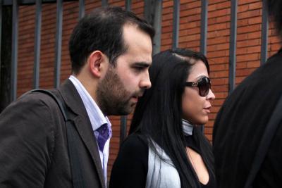Hija del magistrado Gustavo Malo es llamada a juicio