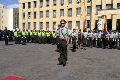 Nuevo comandante de Policía anuncia ofensiva contra el microtráfico en Bucaramanga