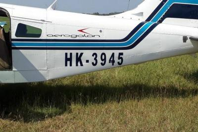 Recuperan $1.200 millones hurtados de avioneta secuestrada en Aguachica