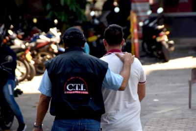 Capturan a un hombre que abusaba de su hija adoptiva en Barrancabermeja