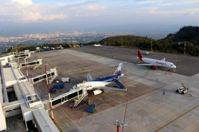 Ampliación de Aeropuerto Palonegro de Bucaramanga le daría certificación internacional