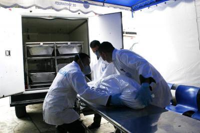 Accidente por bus en Itagüí deja una persona muerta y 16 lesionadas