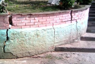 El muro en El Reposo  será intervenido pero  no es urgente: Alcaldía