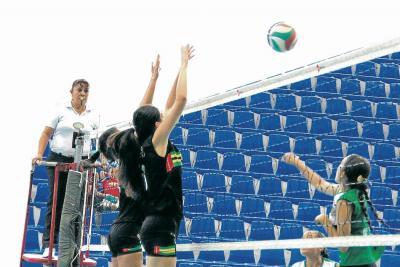 ¿Qué pasa con la Liga de  Voleibol de Santander?