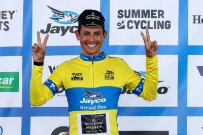 Esteban Chaves ganó el Herald Sun Tour de Australia
