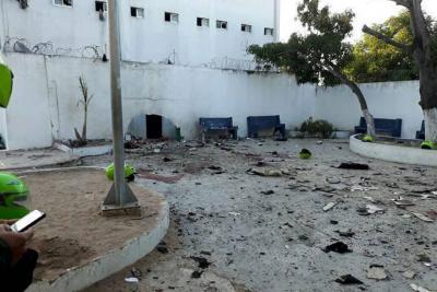 Se entregó mujer que hospedó a cómplice de atentado a Policía en Barranquilla