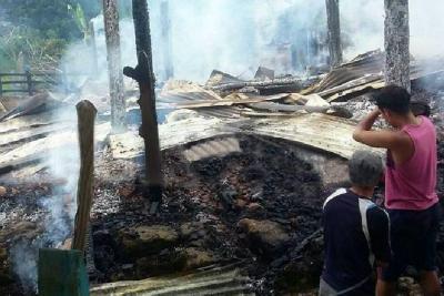 Niño de dos años murió en un incendio en Santander