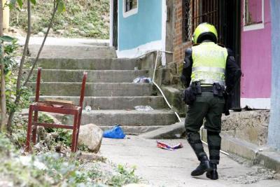 Dos habitantes de la calle fueron asesinados en Bucaramanga y Piedecuesta