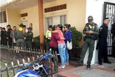 Asesinan a un patrullero de la Policía en Barrancabermeja