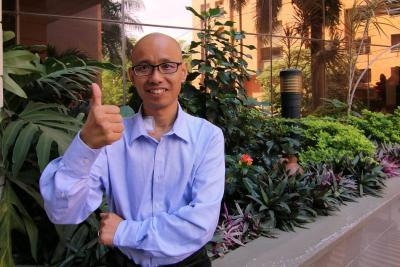 El viajero chino que 'volvió a nacer' en Bucaramanga