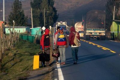 En Berlín se establecerá punto de control para venezolanos que quieran llegar a Bucaramanga