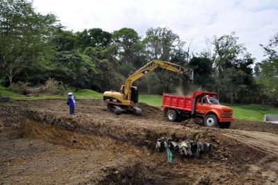 Avanzan obras en la sede Bicentenario de la UIS, en el Socorro