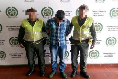 Por orden judicial, fueron capturadas cinco personas