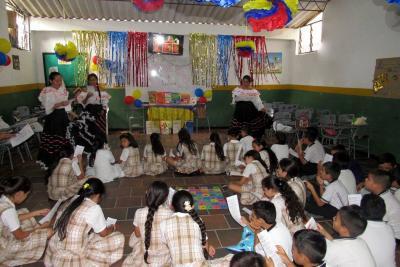 Colegio Gómez Nigrinis ganó concurso Nacional de Lectura
