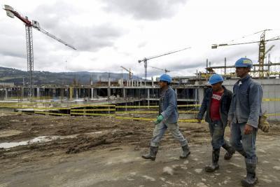 En 2017, accidentes laborales bajaron 6,5% en Colombia