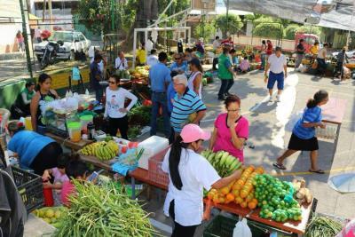 La Secretaría de Agricultura seguirá impulsando los mercados campesinos
