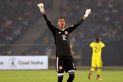Mier y Amaya, santandereanos convocados a la Selección Colombia sub 20