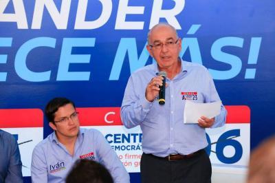 CNE mantuvo inscripción de candidatos al Senado