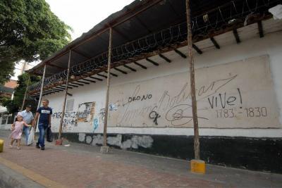 Tras 15 años de olvido, destinan $1.600 millones a Casa de Bolívar de Bucaramanga