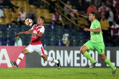 Santa Fe clasificó a la siguiente ronda de la Copa Libertadores