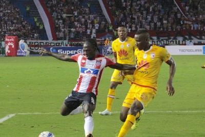 Santa Fe y Junior, a seguir en la Copa Libertadores