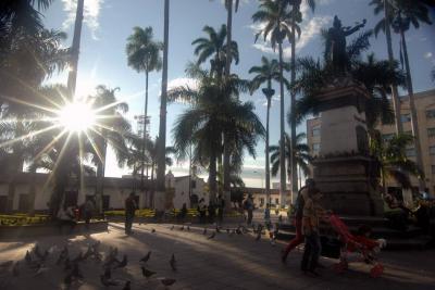 ¿Calor? Hasta finales de febrero seguirán las altas temperaturas en Bucaramanga