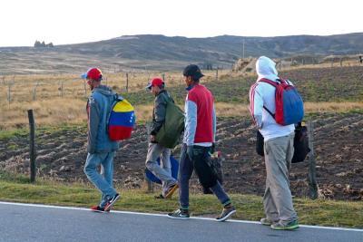 Tras controles, en 50% se habría reducido paso de venezolanos a Colombia