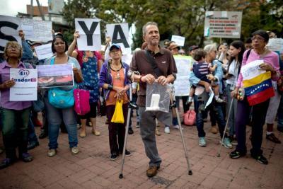 """Piden a Maduro mejorar  las """"graves condiciones de vida"""""""