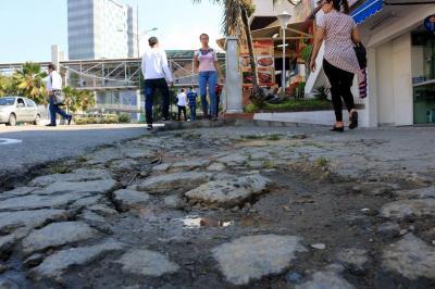 Serán intervenidos los andenes en Cañaveral