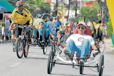 En abril se hará la 4ta Semana de la Bicicleta en Bucaramanga