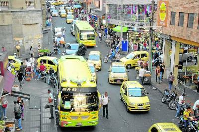 Siete de cada diez bumangueses cometen infracciones en las vías