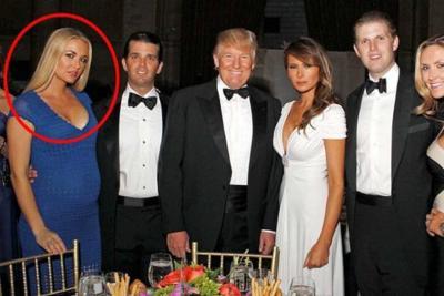 Nuera de Donald Trump tuvo que ser hospitalizada luego de abrir una carta con polvo blanco
