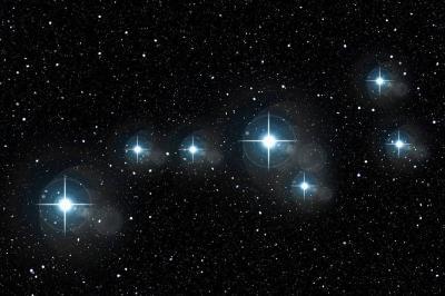 Irradie la luz de  su propia estrella