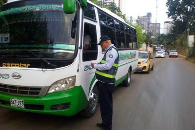 Transporte escolar, bajo 'la lupa' de autoridades