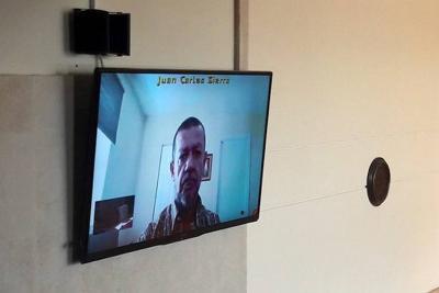 Exnarcotraficante 'El Tuso' Sierra apareció en juicio contra excongresista Óscar Suárez
