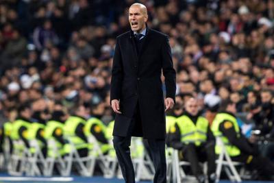 """""""Es un Real Madrid-PSG, no un Cristiano contra Neymar"""": Zidane"""
