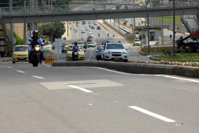 Prepárese: Exigen arreglo del pavimento del Tercer Carril de Bucaramanga