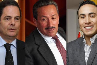 El desplante de Germán Vargas Lleras a los Aguilar en Santander