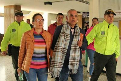 Prisión domiciliaria para el Alcalde de Barrancabermeja