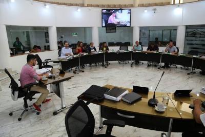 Concejo hundió proyecto para adición de reservas