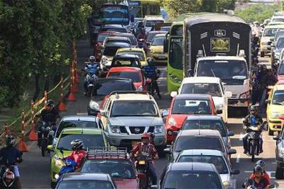 En Bucaramanga seguimos mal en movilidad, espacio público y seguridad